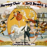 Monteiths Cider Sunday presents Big Band and Harmony Choir