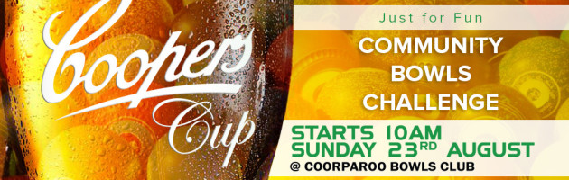 Coopers Cup 2015