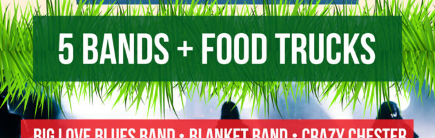 CBC End of Summer Music and Food Fest '18